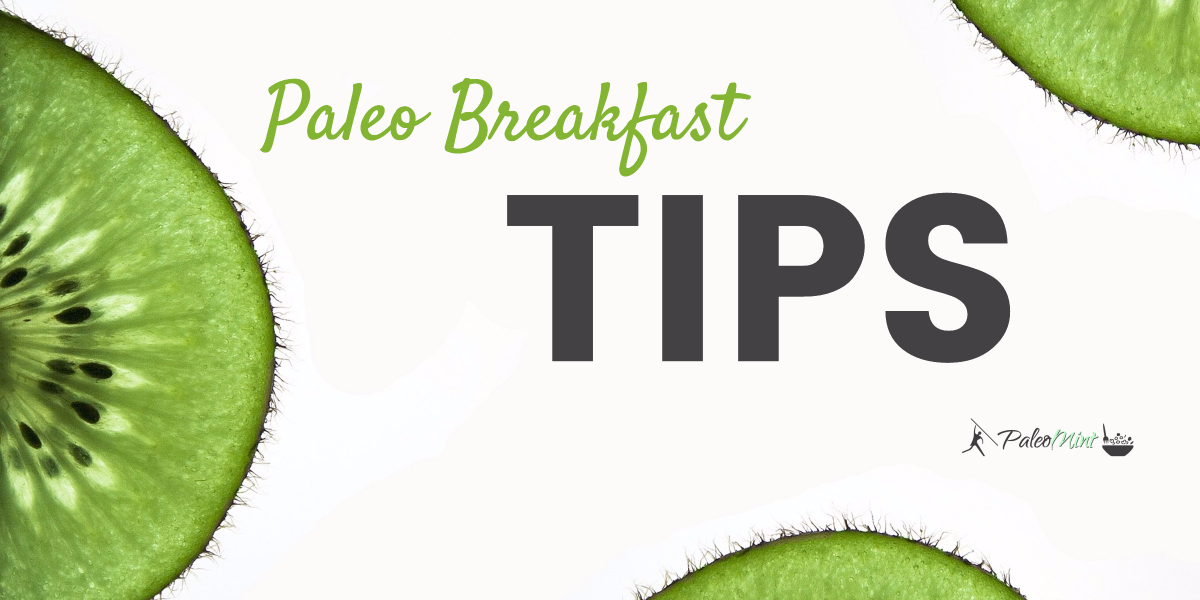 Quick Paleo Breakfast Ideas and Brunch Diet Options