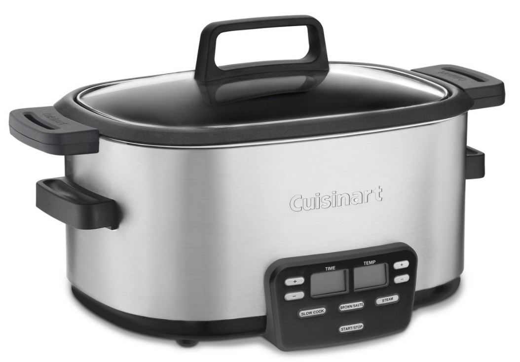 Cuisinart MSC-600 3-in-1 Multi Slow Cooker 2