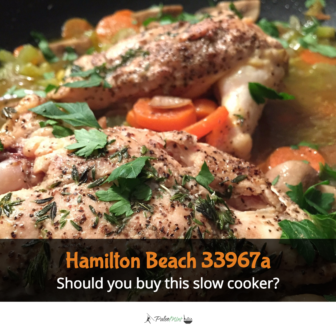 Hamilton Beach Slow Cooker (33967A) Review