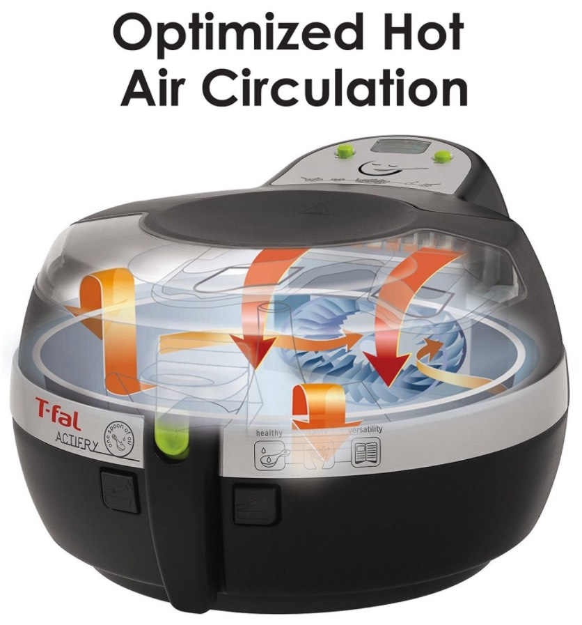 WARNING! T-Fal Actifry Review of this Low Fat Multi Cooker Air Fryer 4