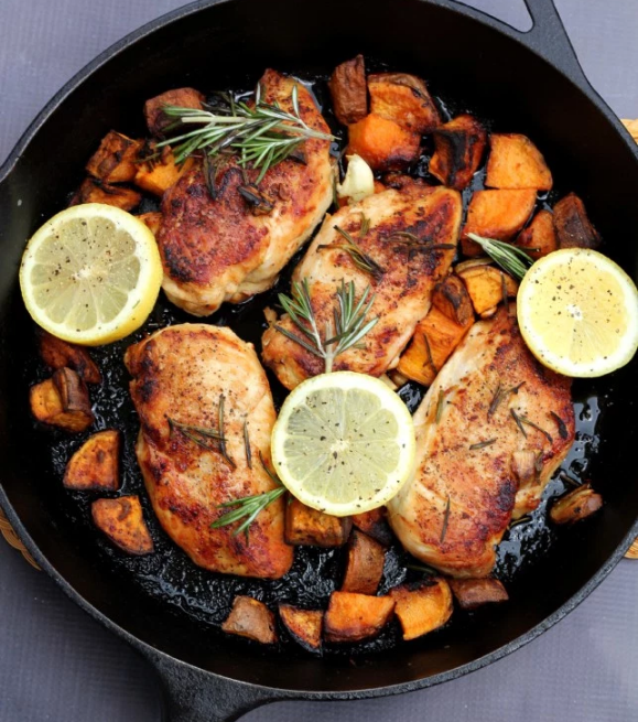 17 Mouthwatering Paleo Chicken Recipes That You Should Try 6