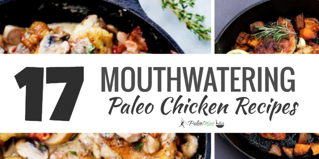 17 Mouthwatering Paleo Chicken Recipes That You Should Try 2