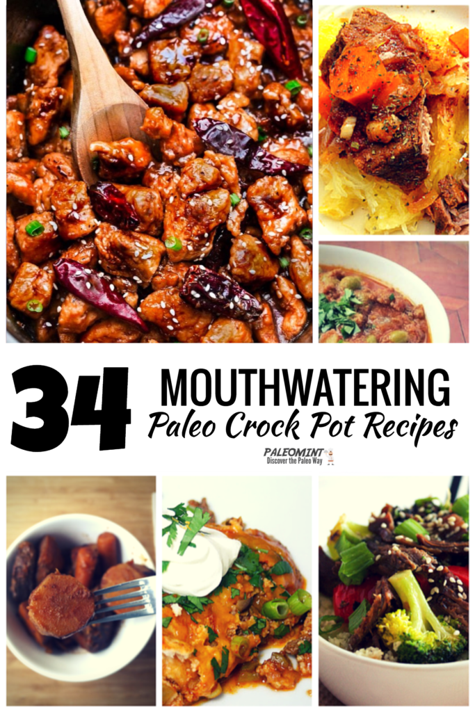 34 Mouthwatering Paleo Crock Pot Recipes For You 20